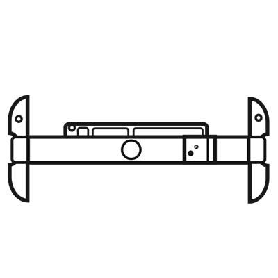 Loxal Locking Bar illustration/icon