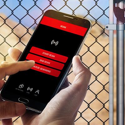 Mobile app downloading audit