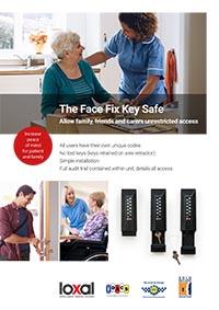 Loxal Carer Key Safe Access Brochure Download