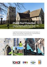 Loxal Church Security Brochure Download