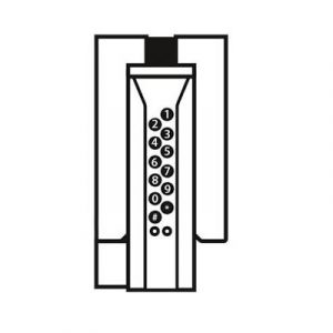 Loxal Face Fix Key Safe illustration/icon